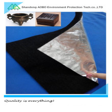 For Industry Aluminum foil carbon fiber Fire proof material