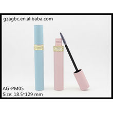 Charming&Empty Plastic Round Mascara Tube AG-PM05, AGPM Cosmetic Packaging , Custom Colors/Logo