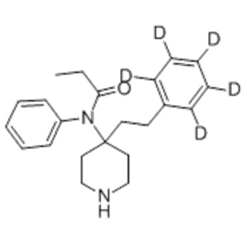 FENTANYL-D5 CAS 118357-29-2