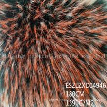 Long Pile Faux Raccoon Fur Eszlzxd04946