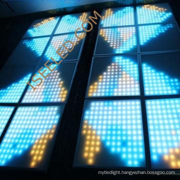 Music Activaed RGB Floor Light for Disco Club
