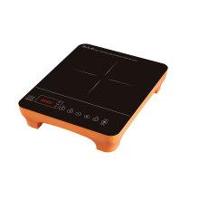 2017 plus récent CE / RoHS Approuvé table de cuisson unique brûleur à induction modèle SM-DC17