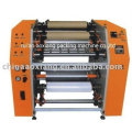 máquina de corte de linha de rebobinador rebobinador