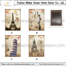 Wholesale Fridge Magnet Customized Paris Fridge Magnet