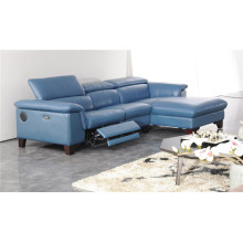 Living Room Sofa with Modern Genuine Leather Sofa Set (425)