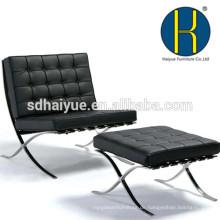 Barcelona Loveseat 2-Sitzer / Freizeit Sofa Stuhl / moderner Desiger Stuhl 2016