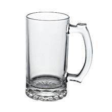 16oz / 473 ml Tasse en verre de bière / Stein