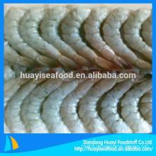 Gefrorene ungekochte vannamei Garnelen eine breite Palette von verschiedenen Meeresfrüchten