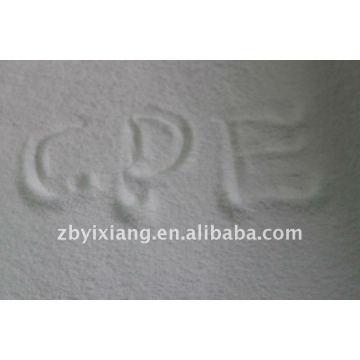 Caoutchouc polyéthylène chloré