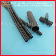 Douille d'isolation de fil électrique semi-rigide Semirigid