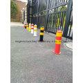 Painted Steel Pipe Warning Column