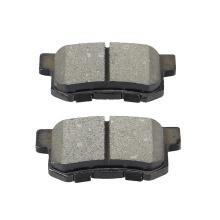 D1086 car brake pad supplier wholesales good price and durable brake pads for HONDA CR-V