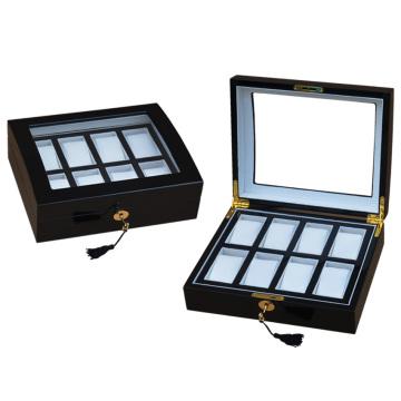 boîte à montres de luxe handmake