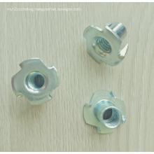 Carbon steel  ZP M8x17 Tee Nuts