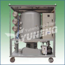ZJA Series Double-stage High-Vacuum Oil-Purifier