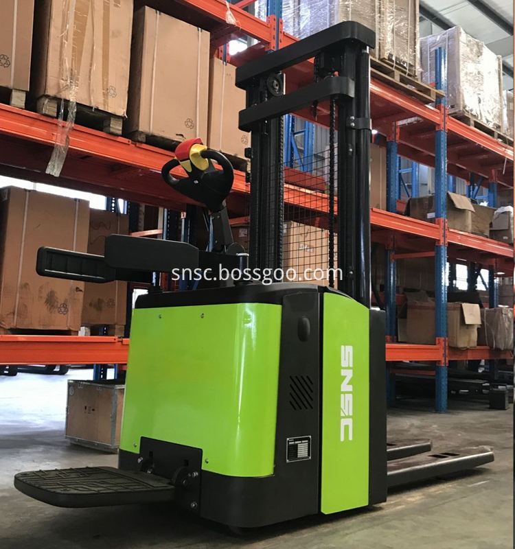 warehouse stacker 2ton