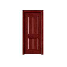 Puerta de madera maciza dormitorio puerta interior puerta de madera (RW039)