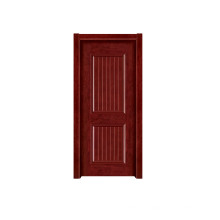 Porta de madeira interior da porta de madeira contínua do quarto da porta (RW039)