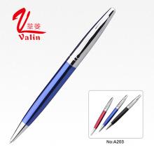 Beste Werbe-Stift Logo Print Kugelschreiber auf Verkauf