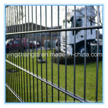 Twin Wire Fencing China Factory Supply/Double Wire Mesh Fence