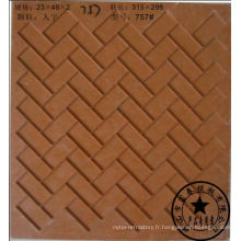 glass mosaic moulds of fiber resin