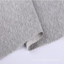 Tissu jersey Rayonne Jacquard Polyester Lycra Spandex