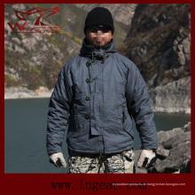 Brauner Bär Polar Coldproof Mantel taktische Outdoor Survival Mantel
