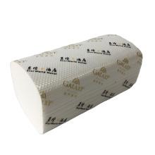 Бумажное полотенце с V-образным складыванием 21,6 x 22,5 см