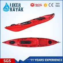 Angeln Kajak, Fischerboot, Kajak mit zwei Einsatz Angelrutenhalter