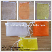 tubular mesh net bag in high quality