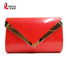 Ladies Red Evening Bags Clutch for Wedding