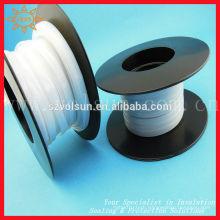 Transparent High Temperature Cable Insulation PTFE Heat Shrink Teflon Tubing
