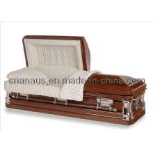 Caixão de metal (ANA) para o produto de Funeral