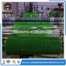 Anping HDPE Kunststoff Verstärkung Mesh / HDPE Geonet für das Parken
