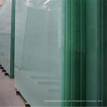 Gebäudeglas, Floatglas, klares Fensterglas