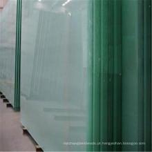 Vidro de construção, vidro de flutuação, vidro claro da janela