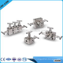 New products of High quality stainless steel 3 way manifold