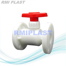 Chemical Industrial PVDF Valve PN10