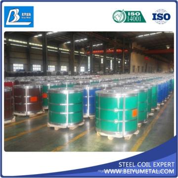 Все цвета матовые с ASTM A653 металла ppgi стальная prepainted стальная Катушка