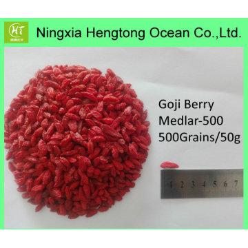 Freeze Dried Chinese Goji Supplier Organic Goji Berry Wholesale Price