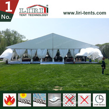 25m Clear Span Temporary Large Tent for Restaurant