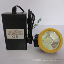 2.2ah LED Safety Headlamp, Safety Cap Lamp, Working Lamp