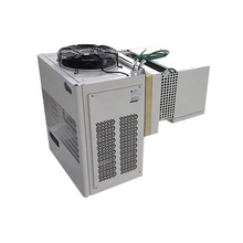 mono block condensing unit for modular cold room