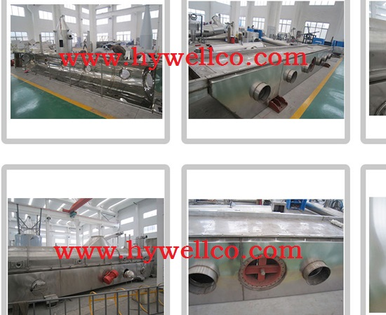 Lees Vibrating Fluidized Dryer
