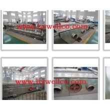 Tambang Residue Vibrating Fluid Bed Dryer