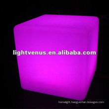Rechargeable acrylic super quality LED Stool