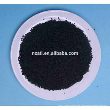 Suministro de carbón activado con pellet impregnado para H2S y eliminación de benceno