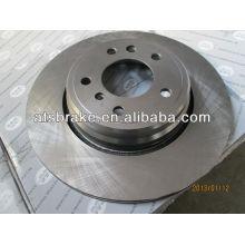 Piezas de automóviles disco de freno / rotor 34211160233 para automóviles alemanes
