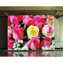 High Brightness Led Display Advertising Signboard , Rgb P4 Rental Led Video Wall