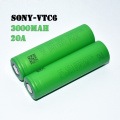 Sony Vtc6 3000mah 18650 Rechargeable Battery